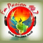 Logo da emissora Radio Pasion 94.7 FM