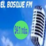 Logo da emissora Radio El Bosque 94.7 FM