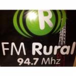 Logo da emissora Radio Rural 94.7 FM