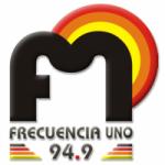 Logo da emissora Radio Frecuencia Uno 94.9 FM