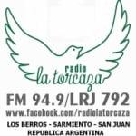 Logo da emissora Radio La Torcarza 94.9 FM