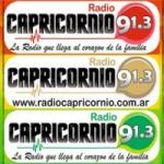 Logo da emissora Radio Capricornio 91.3 FM