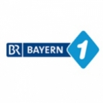 Logo da emissora Bayern 1 - SW 6085 49m