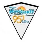 Logo da emissora Radio Nuevo Horizonte 95.1 FM