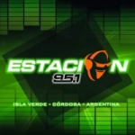 Logo da emissora Radio Estación Isla Verde 95.1 FM