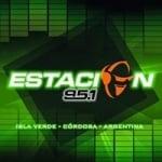 Logo da emissora Radio Estación 95.1 FM