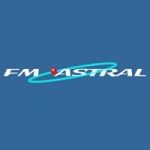 Logo da emissora Radio Astral 95.3 FM