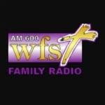 Logo da emissora Radio WFST 600 AM