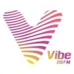 Logo da emissora Rádio Vibe 89.3 FM