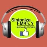Logo da emissora Radio Buenas Noticias 95.5 FM