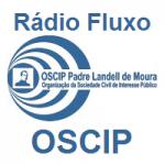Logo da emissora Rádio Fluxo OSCIP