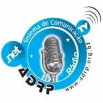 Logo da emissora Rádio ADRP