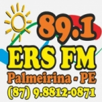 Logo da emissora ERS FM