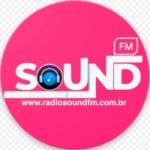 Logo da emissora Rádio Sound FM
