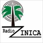 Logo da emissora Radio Zinica 95.9 FM