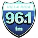 Logo da emissora Radio Villa Rica 96.1 FM