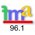 Logo da emissora Radio Anta 96.1 FM
