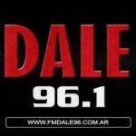 Logo da emissora Radio Dale 96.1 FM