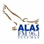 Logo da emissora Radio Alas 96.1 FM