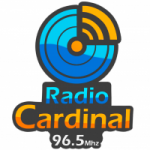 Logo da emissora Radio Cardinal 96.5 FM