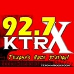Logo da emissora KTRX 92.7 FM