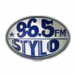 Logo da emissora Radio Stylo 96.5 FM