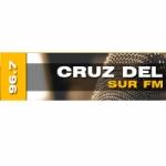 Logo da emissora Radio Cruz del Sur 96.7 FM