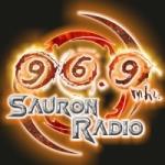 Logo da emissora Sauron Radio 96.9 FM