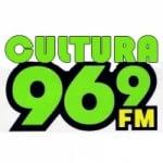Logo da emissora Radio Cultura 96.9 FM