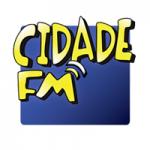 Logo da emissora Rádio Cidade FM Brasilia