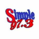 Logo da emissora Radio Simple 97.3 FM