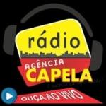 Logo da emissora Rádio Agência Capela