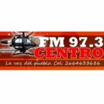 Logo da emissora Radio Centro 97.3 FM