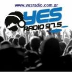 Logo da emissora Radio Yes 97.5 FM