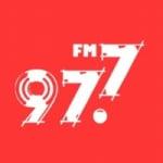 Logo da emissora Radio Universidad 97.7 FM