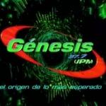 Logo da emissora Radio Génesis 97.7 FM
