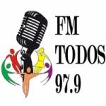 Logo da emissora Radio Todos 97.9 FM
