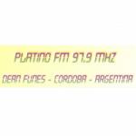Logo da emissora Radio Platino 97.9 FM
