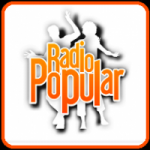 Logo da emissora Radio Popular 97.9 FM