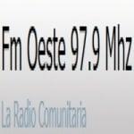 Logo da emissora Radio Oeste 97.9 FM