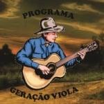 Logo da emissora Rádio Geração Viola