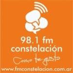 Logo da emissora Radio Constelación 98.1 FM