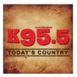 Logo da emissora KWEN 95.5 FM