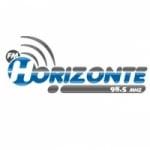 Logo da emissora Radio Horizonte 98.5 FM