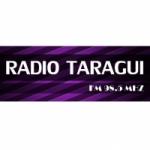 Logo da emissora Radio Taragui 98.5 FM