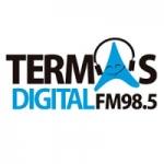 Logo da emissora Radio Termas Digital 98.5 FM