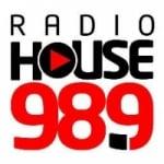 Logo da emissora Radio House 98.9 FM