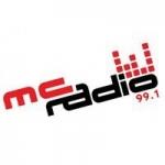 Logo da emissora MC Radio 99.1 FM