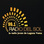 Logo da emissora Radio Del Sol 99.1 FM