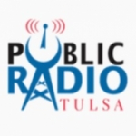 Logo da emissora KWGS 89.5 FM